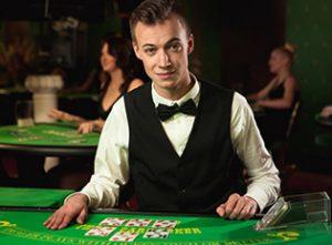 live kasino jakaja
