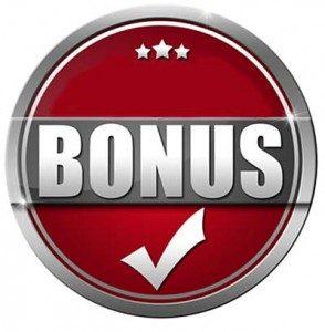 tervetuliais bonus