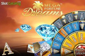 NetEnt; Mega Fortunen voittaja