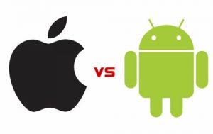 Android- ja iPhone- älypuhelimien todellinen vallankumous alkoi vuonna 2007